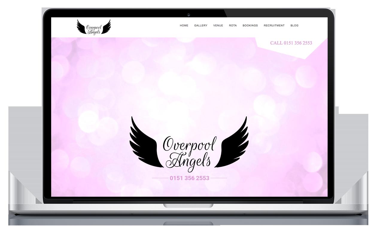 Overpool Angels - Website